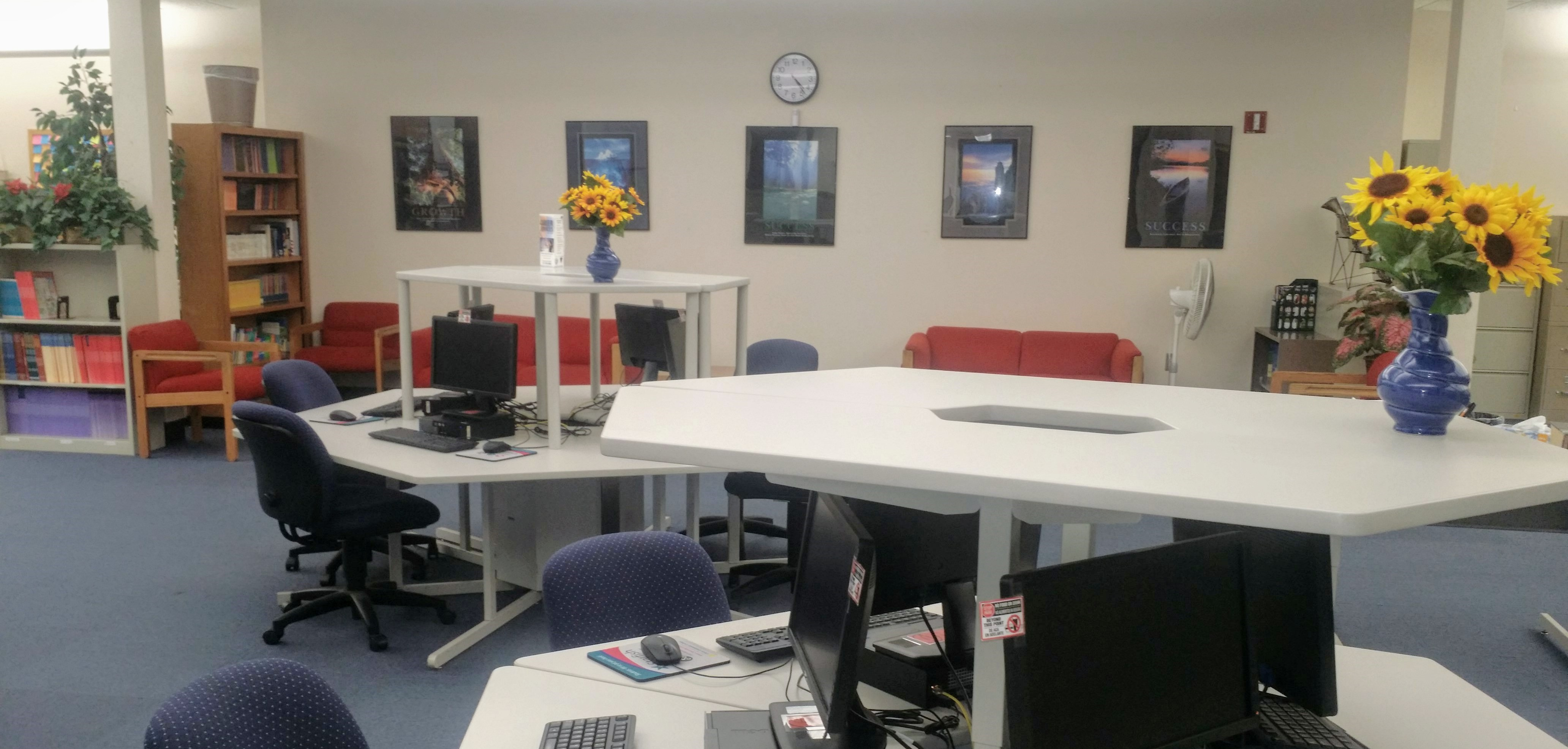 CCC Center for Student Success Computer Lab