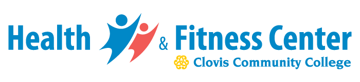 Health and Fitness Center at Clovis Community College logo