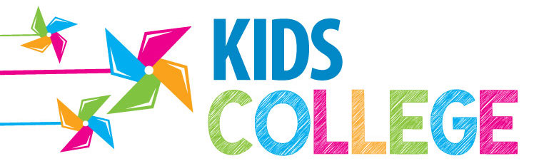 Kids College graphic