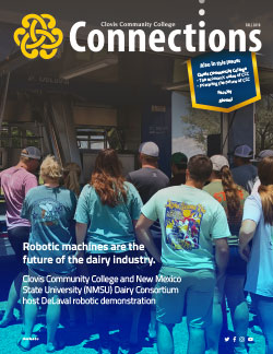 Fall 2018 issue of CCC Connections