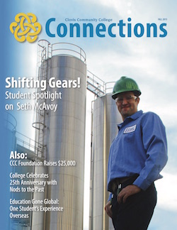 Fall 2015 issue of CCC Connections