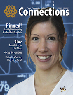 Spring 2015 issue of CCC Connections