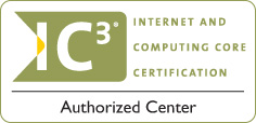 CCC is a certified IC3 Testing Center