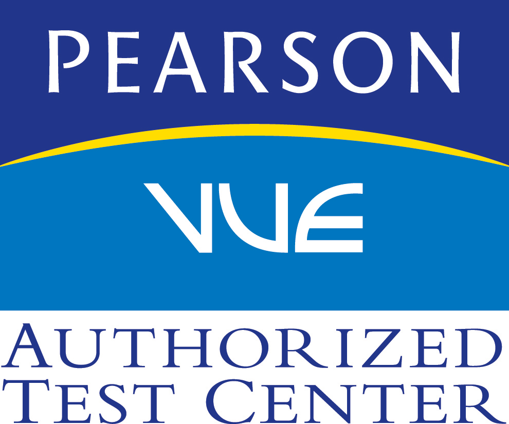 CCC is an Authorized PearsonVUE Testing Center
