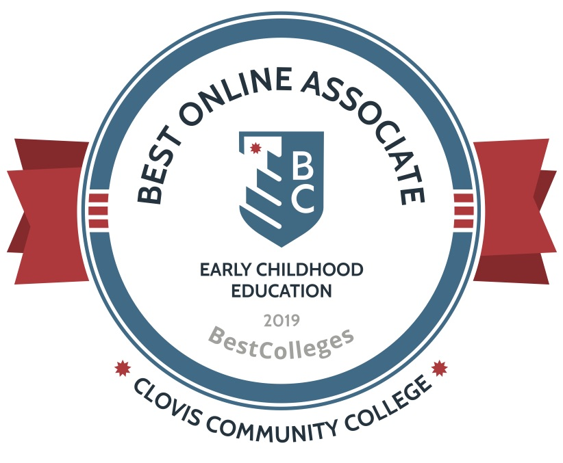 CCC Ranked in Top 25 Best Online Associate in Early Childhood Education in 2019