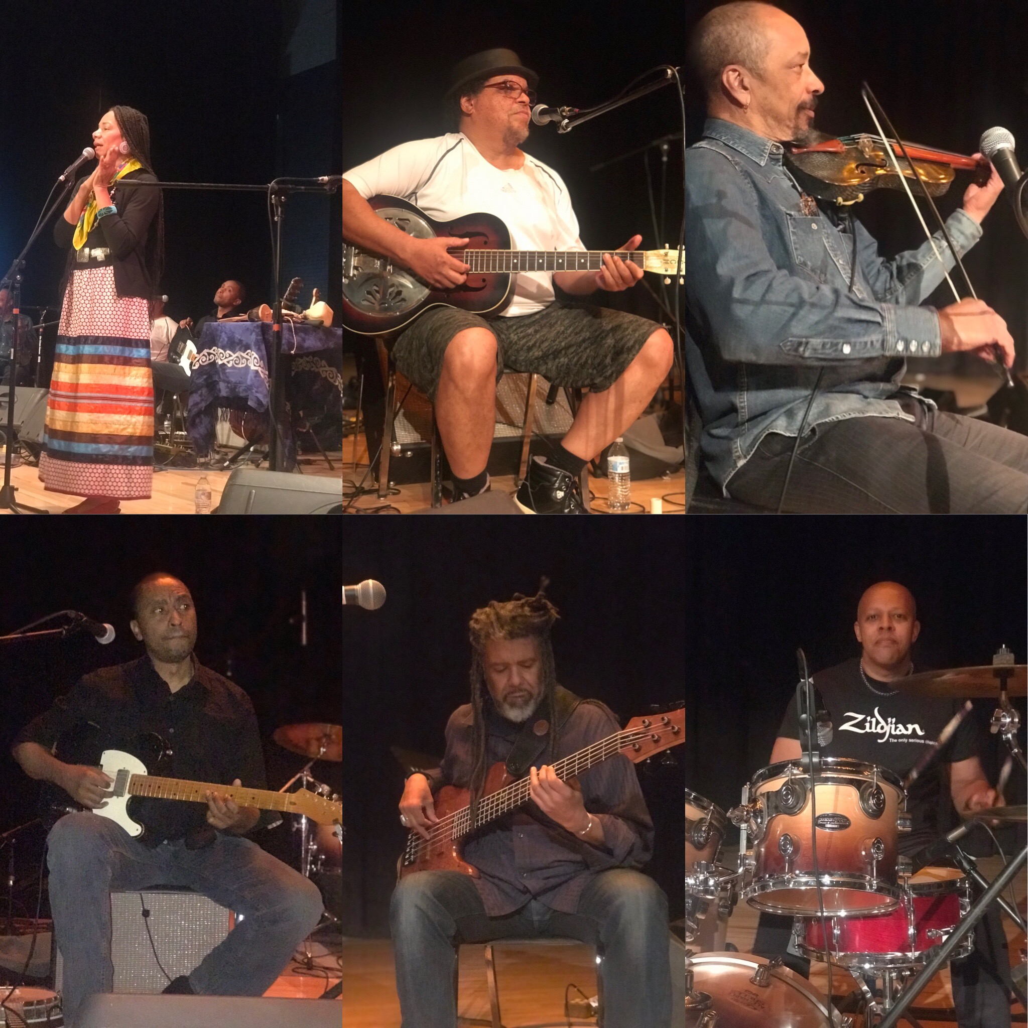 Clovis Community College Cultural Arts Series Wraps Up the Season with Martha Redbone's